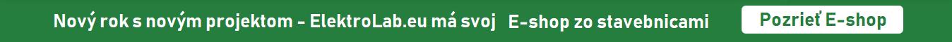E-shop ElektroLab.eu
