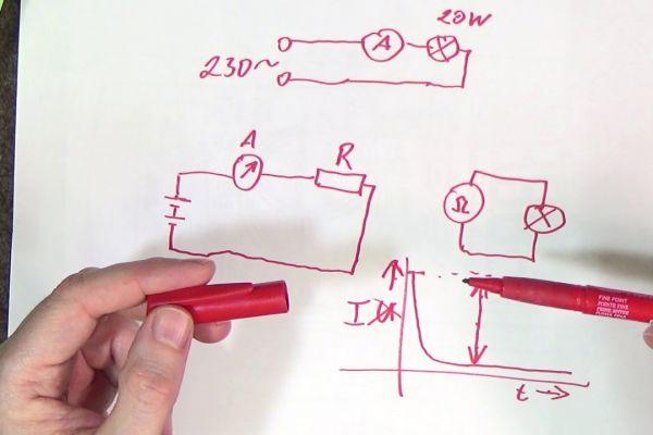 3. Multimeter - princíp merania elektrických veličín multimetrom