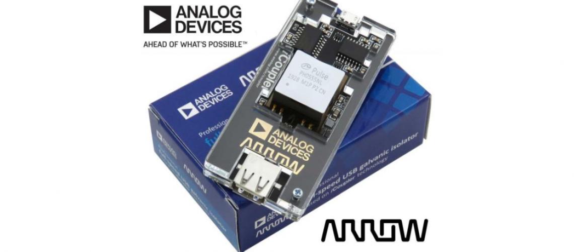 AduM3160 – galvanický izolátor USB portu