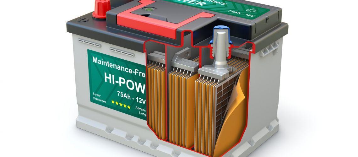 Ako funguje olovený akumulátor?
