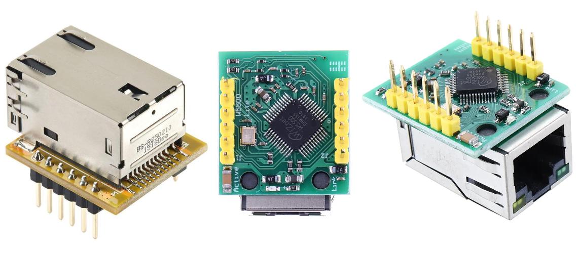 Ako pripojiť svoj 8-bitový MCU k sieti Ethernet?