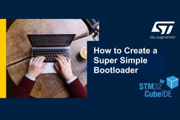 Ako vytvoriť super jednoduchý zavádzač pre STM32