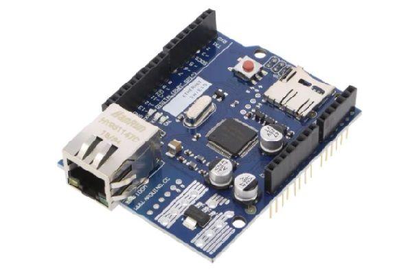 Arduino v praxi – komunikácia s využitím siete Ethernet
