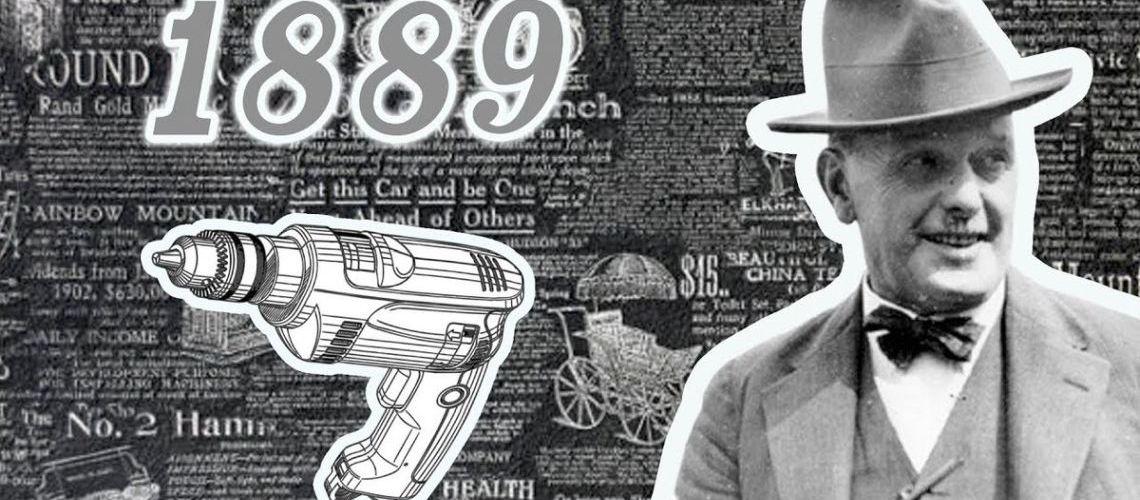 Arthur James Arnot – jeden z otcov elektrického náradia
