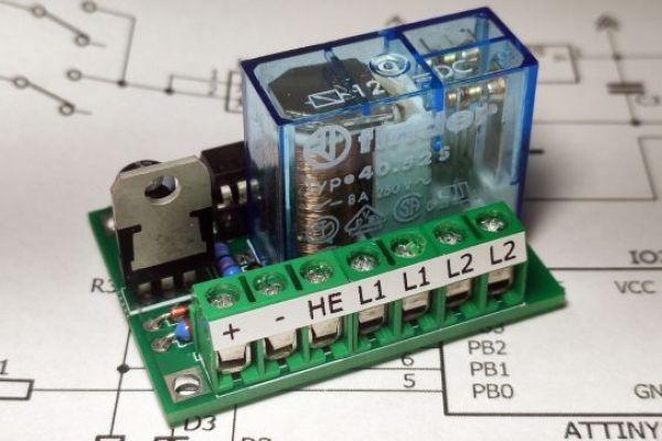 Automatické vypnutie 3D tlačiarne