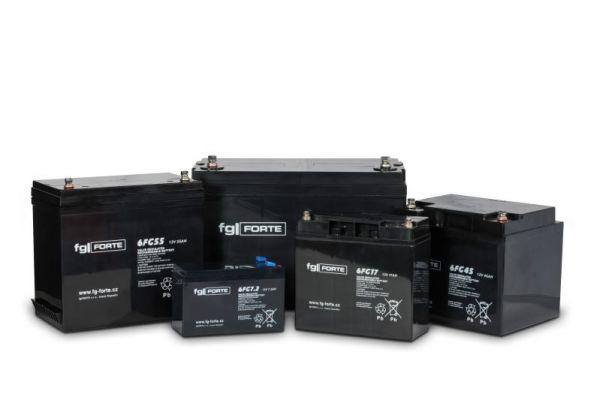 Bezúdržbové akumulátory AGM - ako ich nabíjať a skladovať