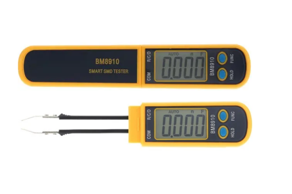 BM8910 inteligentná testovacia SMD pinzeta
