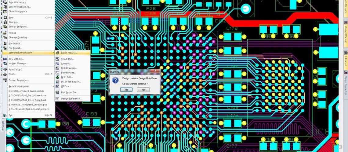 Chyby v rozložení a označení komponentov pri návrhu PCB, ktoré môžu zničiť váš dizajn
