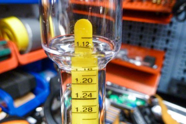 Desulfatácia - obnova kapacity Pb akumulátora alebo nehádžte olovo do žita!
