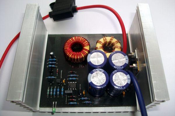 Desulfátor - zariadenie pre obnovenie kapacity olovených batérií