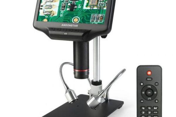 Digitálny mikroskop Andonstar AD407 3D