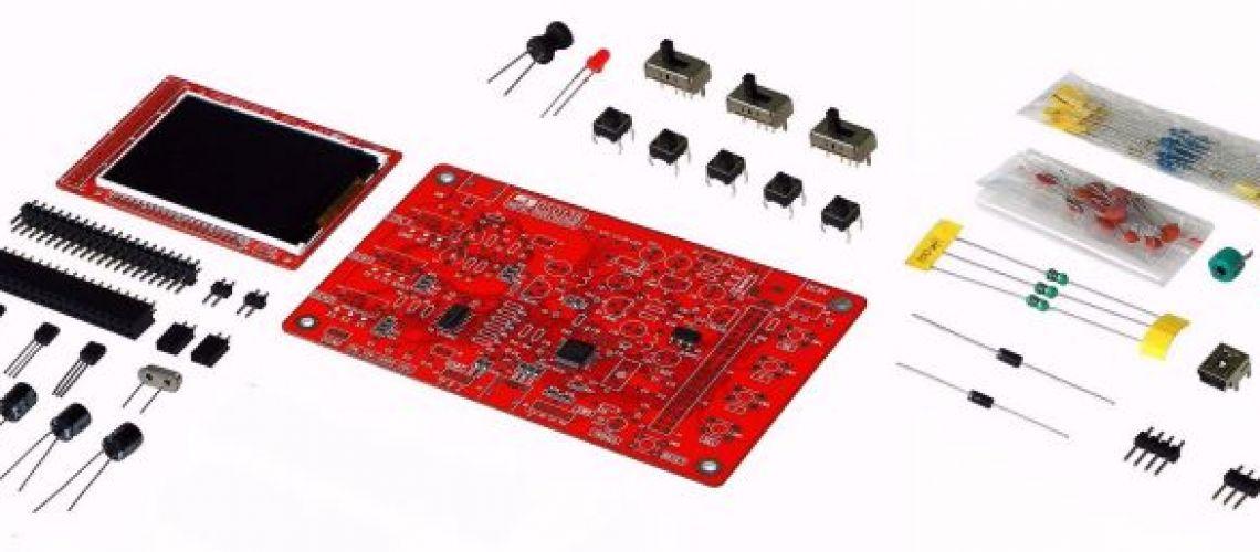 DSO138 - stavebnica lacného digitálneho osciloskopu