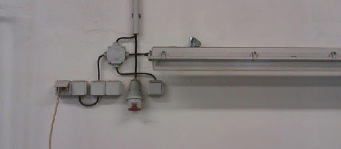 Elektroinštalácia v garáži a dielni – na čo si dať pozor?