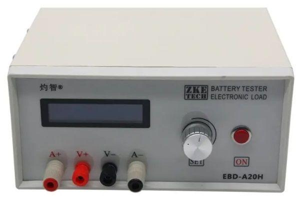 Elektronická záťaž EBD-A20H