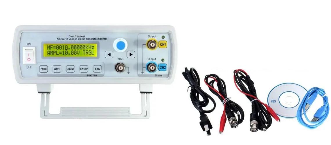 FY3200S, 24 MHz DDS-funkčný generátor