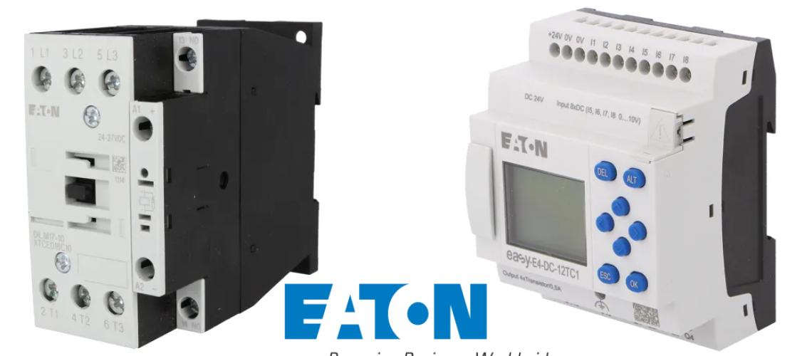 Komplexné riešenia pre automatizáciu od Eaton Electric