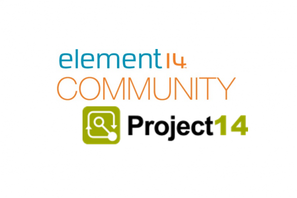 Komunita element14 zahajuje súťaž Project14 Digital Fever
