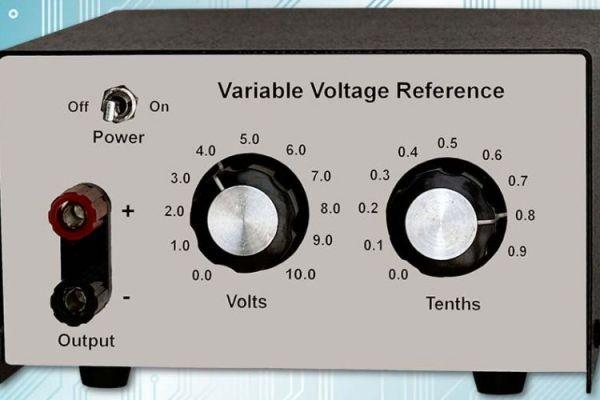 Konštrukcia variabilnej napäťovej referencie