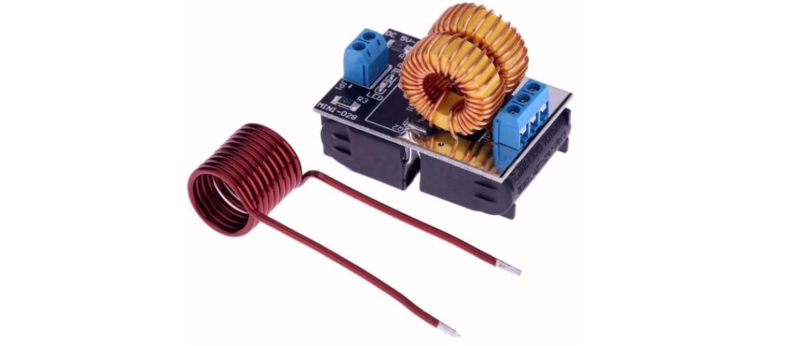 LDTR-WG0222 - jednoduchý modul indukčného ohrevu