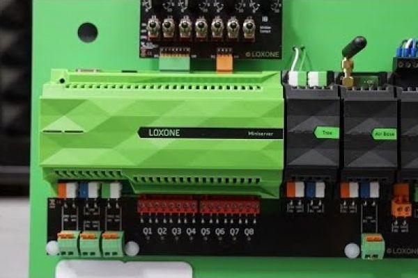 Loxone Miniserver pre smarthome - začíname