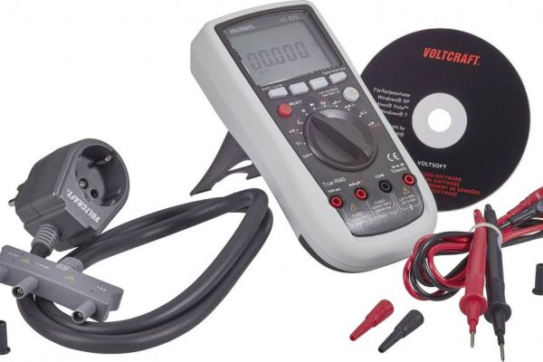 Multimeter Voltcraft VC 870