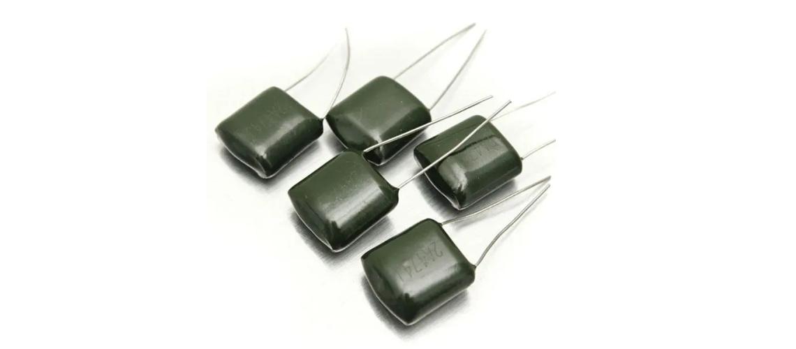 Nákup a test čínskych polyesterových kondenzátorov
