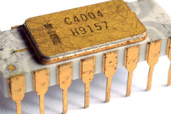 Neobyčajný príbeh prvého mikroprocesora na svete