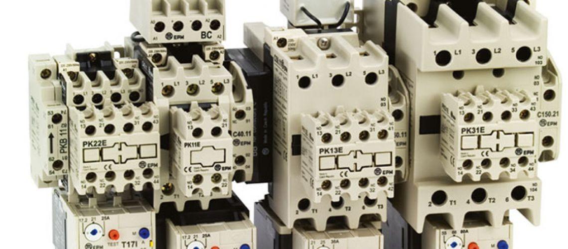 Ochrana elektrických motorov tepelnými nadprúdovými relé