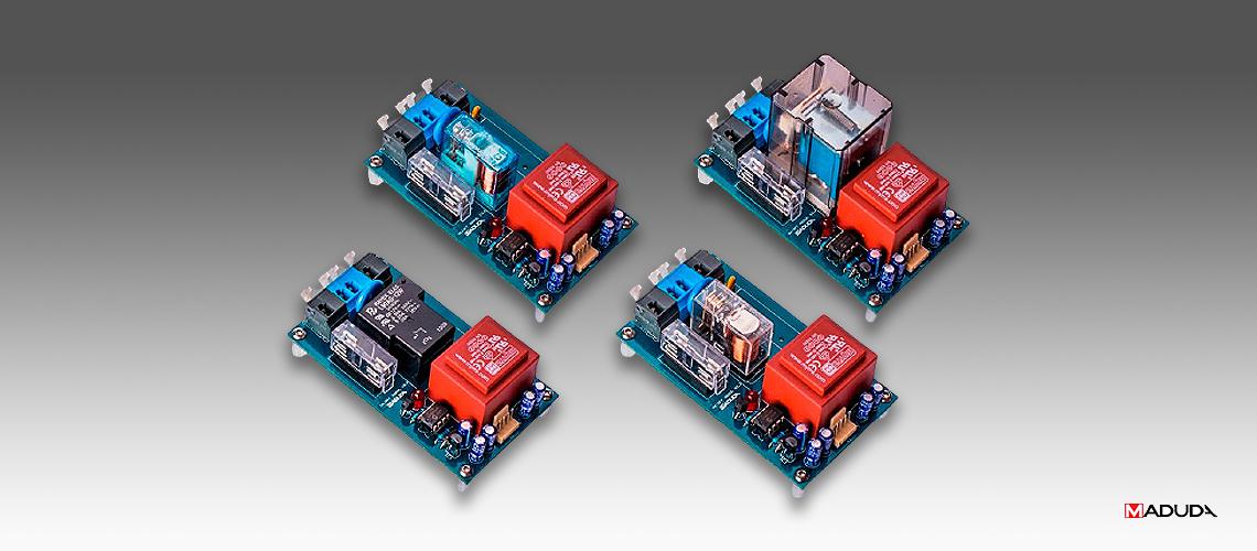 Modul konfortného zapínania audio reťazca ON-OFF V2.3
