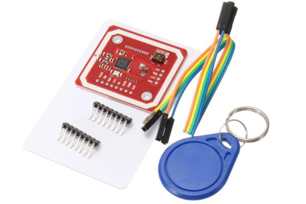 PN532 - NFC RFID Modul a jeho použitie v praxi