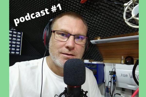 Podcast #1 ako to u mňa celé začalo.