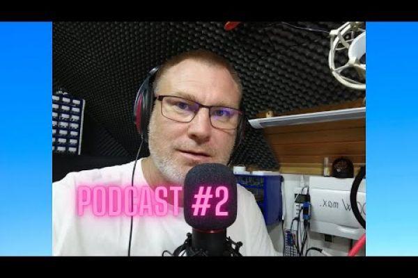 Podcast #2 telefón s Erikom, elektrotechnický krúžok, prvé opravy