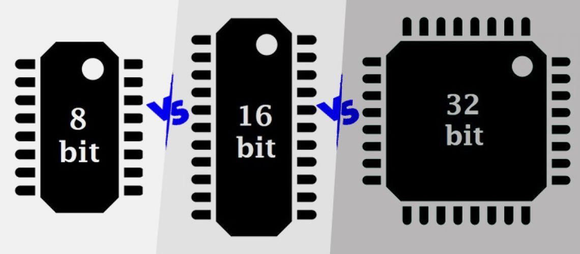 Prečo 32-bitové MCU nie sú vždy tou najlepšou voľbou?