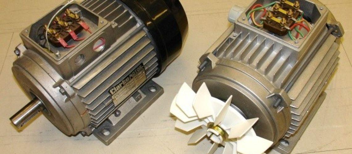 Prehľad a zapojenie elektrických motorov