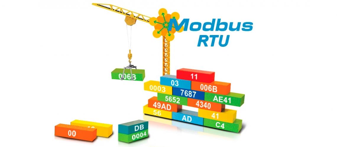 Protokol Modbus RTU v kostce