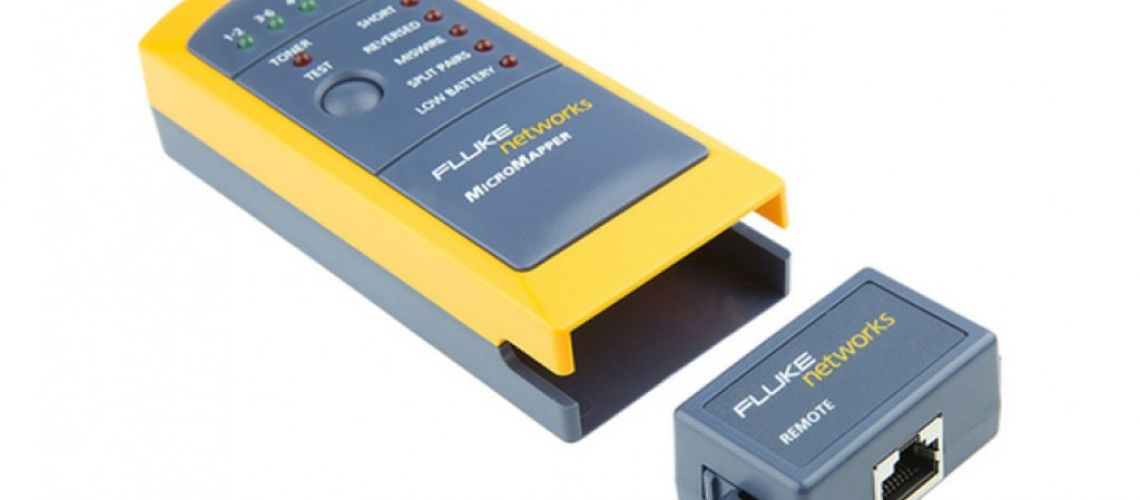 Recenzia Fluke MicroMapper MT-8200-49A