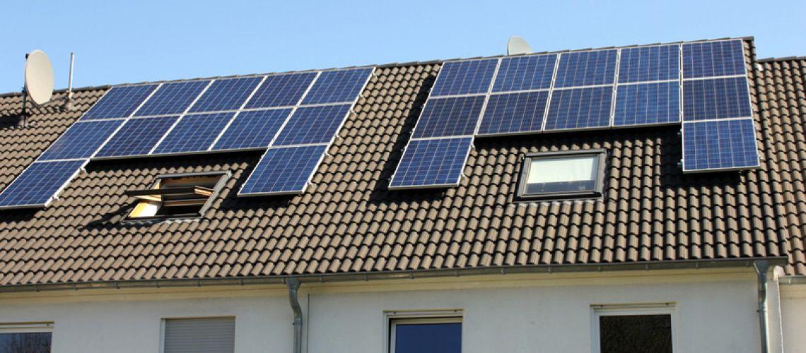 Rozdelenie fotovoltaických panelov