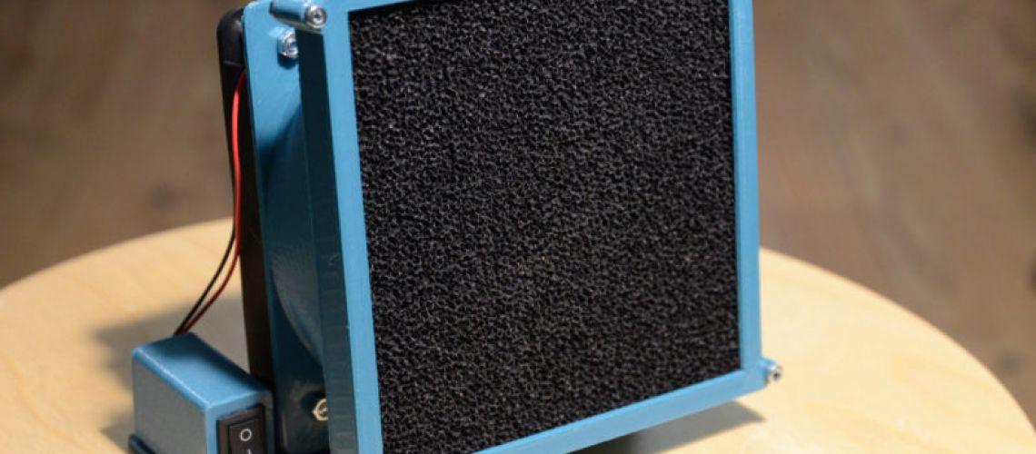 Smoke Extractor – odsávač výparov pri spájkovaní
