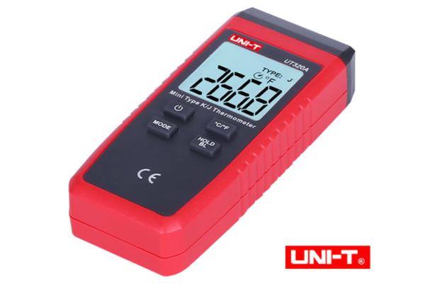 UNI-T UT320A - Termočlánkový merač teploty