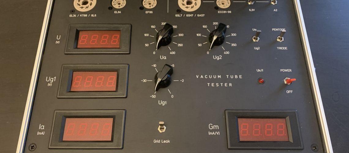 Tester elektróniek
