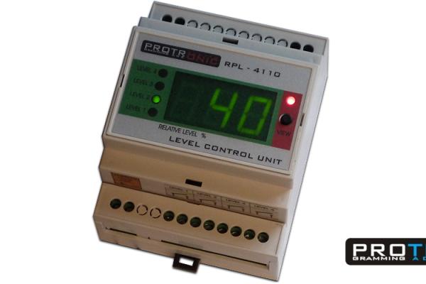 Univerzálna meracia a vyhodnocovacia jednotka RPL-4110