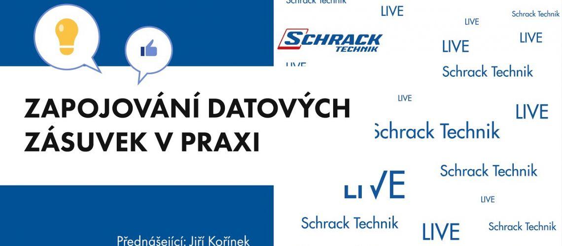Zapájanie dátových zásuviek v praxi | Schrack Technik