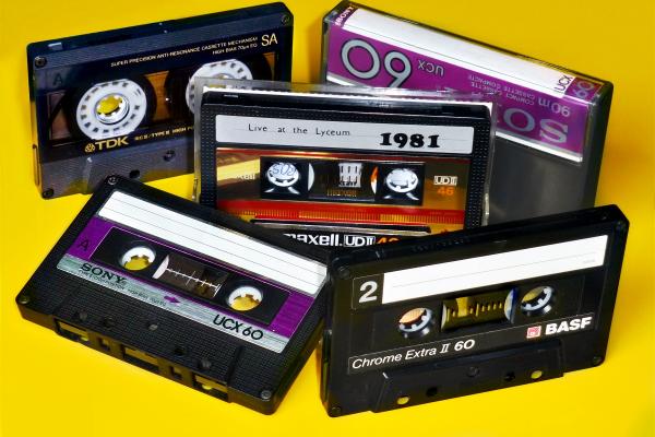 Zomrel Lou Ottens, vynálezca audiokazety