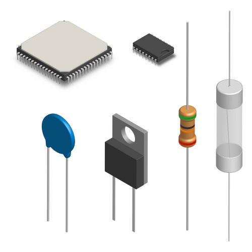 Elektronické komponenty