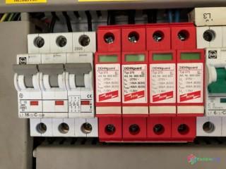 Přepěťová ochrana (svodič přepětí) Dehnguard 275 nr 900-600