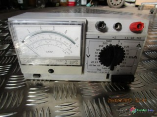 Měříci přístroj