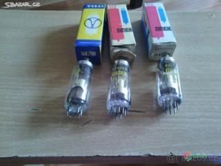 DY 86 a DY 87 elektronky