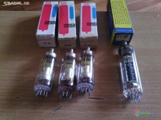 Elektronky EY 86, DY 88