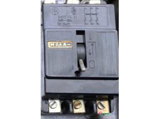 Predám ističe J7K 50 a J1K 50 3fazove ističe plne funkčne