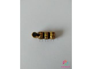 SAMWHA 1000u/10V 105C 5ks pack skrátené vývody